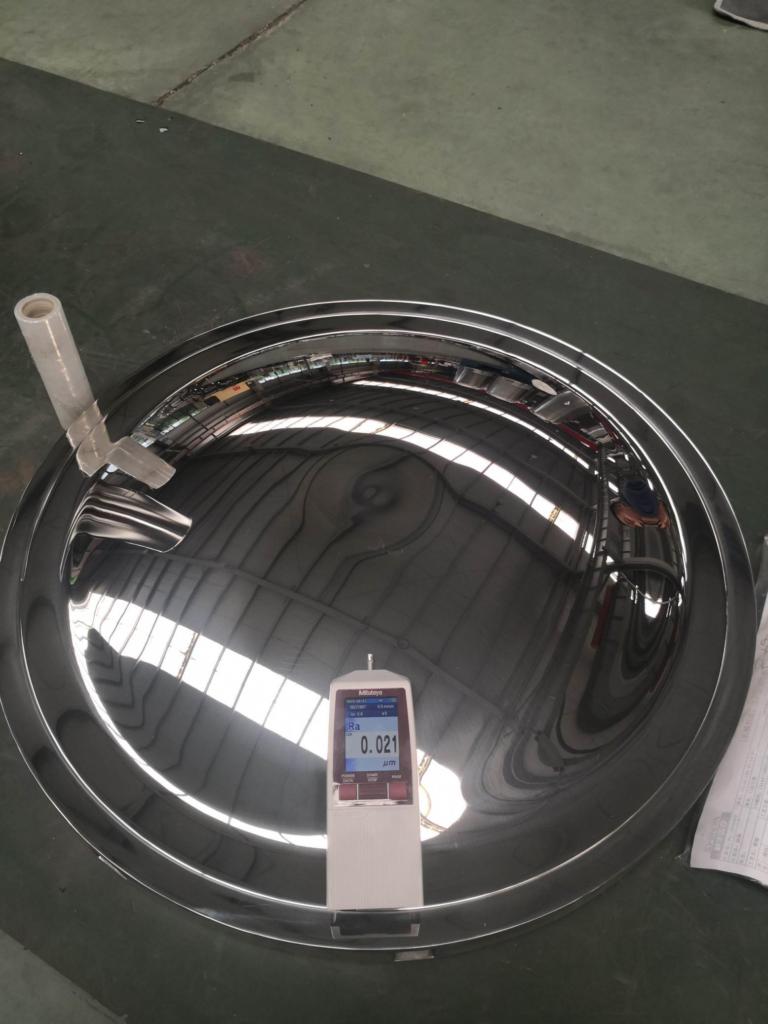 Máy đánh bóng sản phẩm dạng chóp CNC ADV-601A