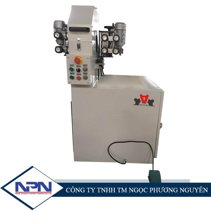 Máy đánh bóng ống kim loại tròn ADV-108