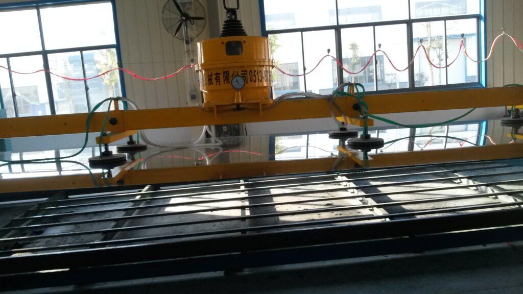 Máy đánh bóng tấm khổ lớn tự động ADV-303